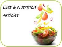 Diet and Nutrition Articles