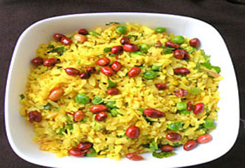 Poha an indian snack you are going to love forumfinder Choice Image