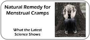 Natural Remedy for Menstrual Cramps